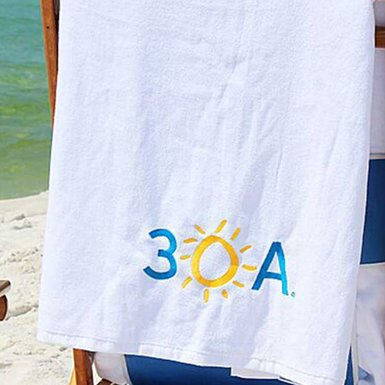 110868 embroidered30abeachtowel